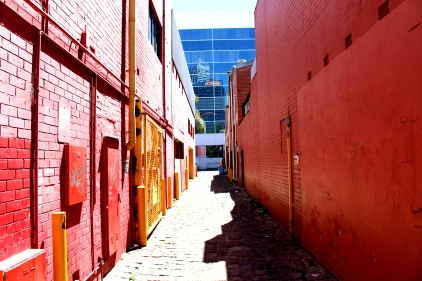Red back alley