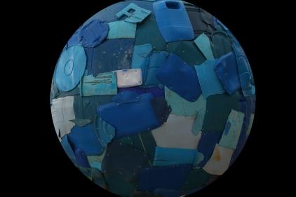 Plastic world, Carole Purnelle & Nuno Maya (Portugal)