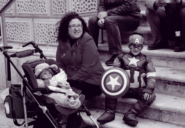 Captain America's Family